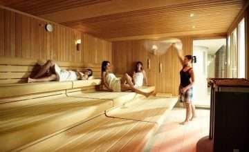 Sauna gegen cellulite