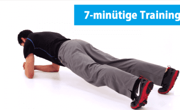 7-minuten trainingseinheit