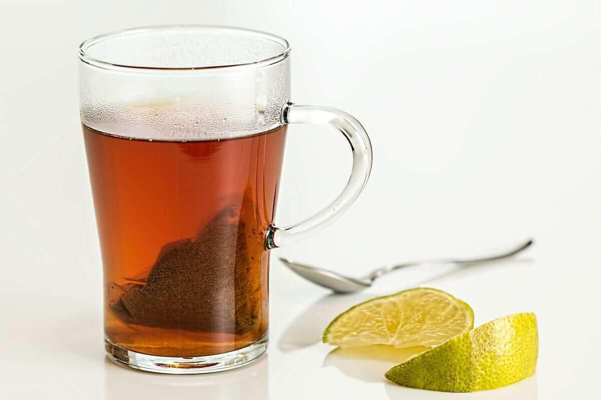 Grüner Tee Kapseln