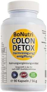 BONUTRI COLON DETOX-KAPSELN