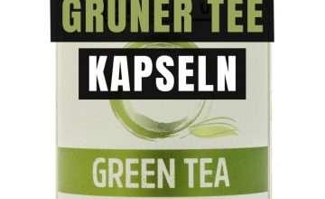 besten grüner Tee Kapseln