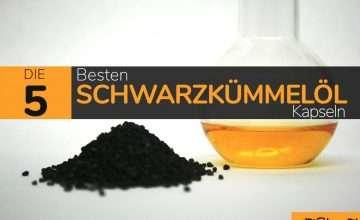besten Schwarzkümmelöl Kapseln