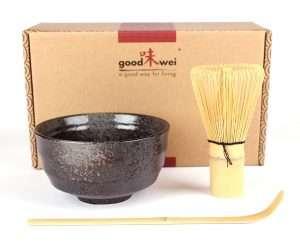 Goodwei Japanisches Matcha-Set