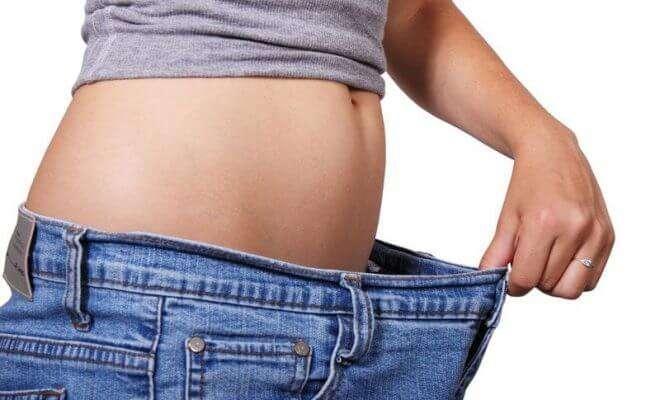 Übungen gegen Bauchfett