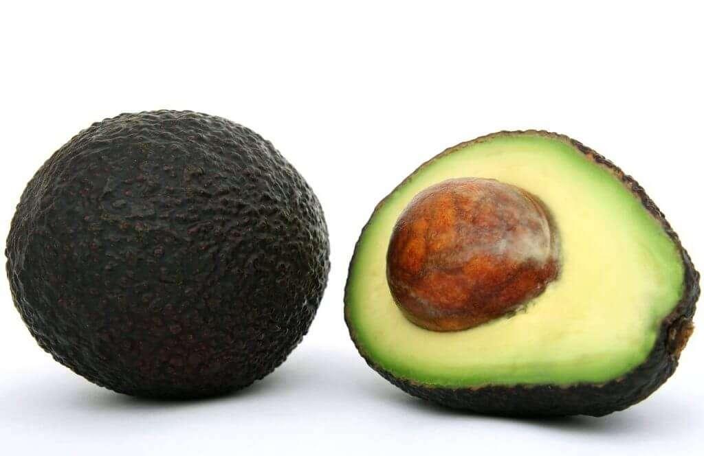 Avocado Folatquellen