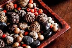Nüsse zum abnehmen