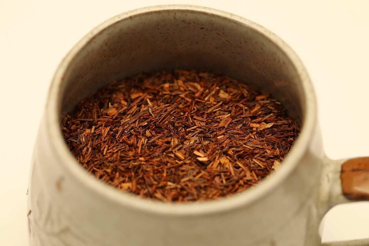 Rooibusch Tee in Tasse