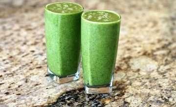 Lungenentschlackung Grüne Smoothies