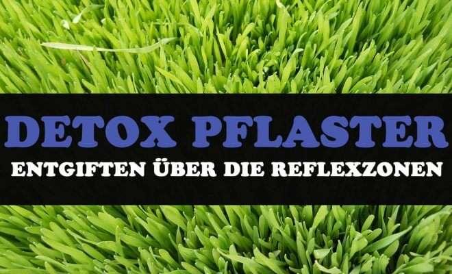 Die besten Detox Pflaster