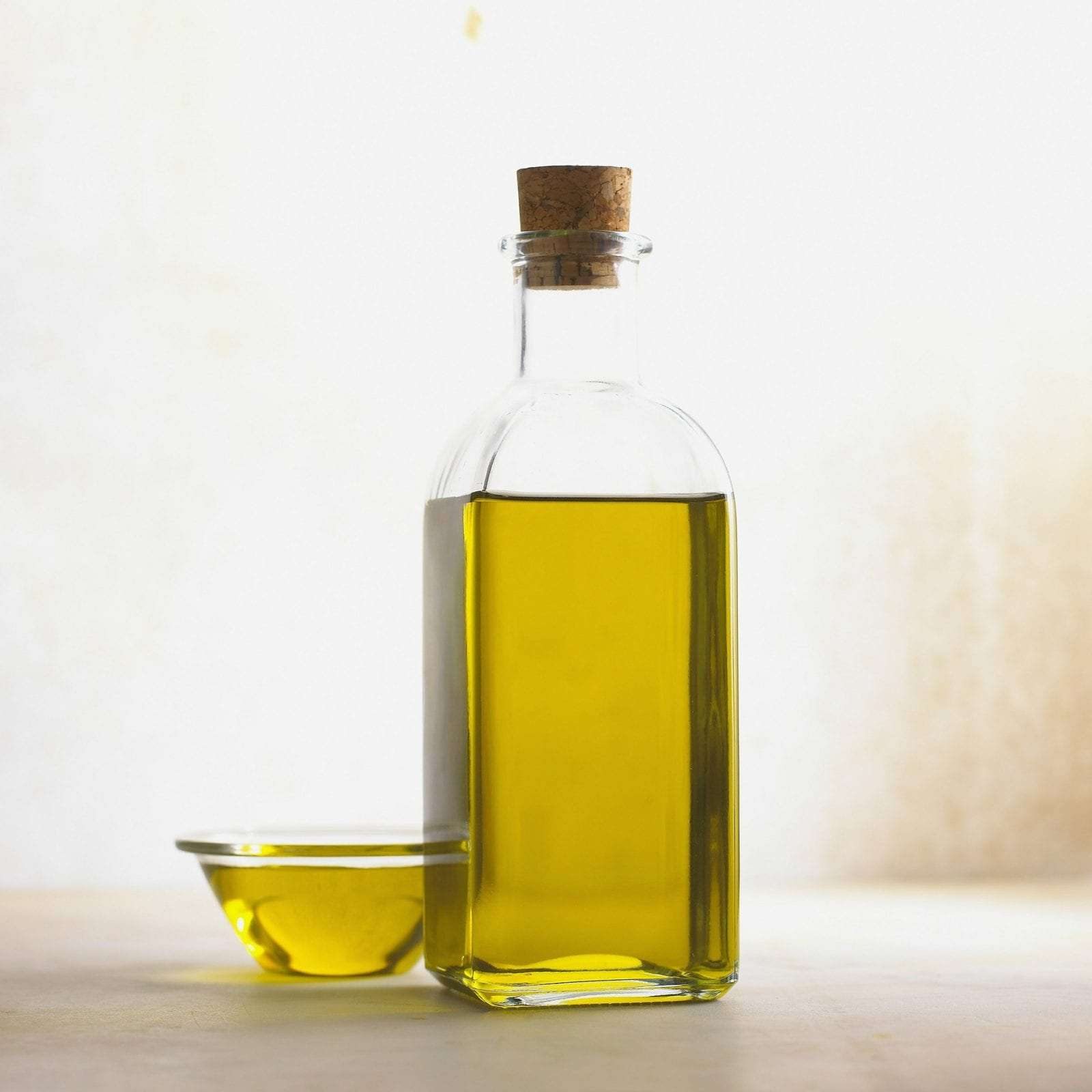 Hausmittel gegen Läuse mit Olivenöl