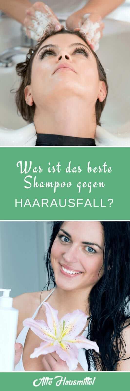 Das beste Shampoo gegen Haarausfall im Test & Vergleich