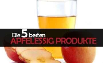 besten Apfelessig Produkte
