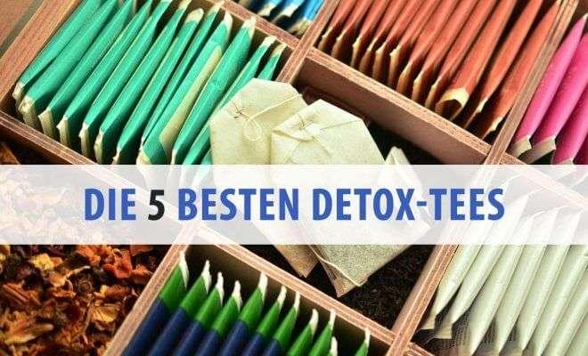besten Detox-Tees