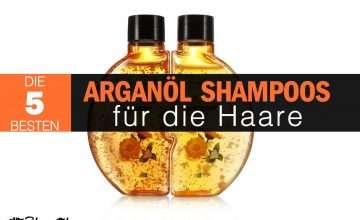 Arganöl Shampoos