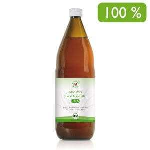 Mother Earth Aloe Vera Bio-Direktsaft