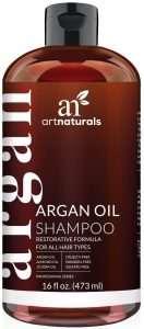 arganöl für die haare shampoo artnaturals