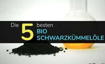 besten Bio Schwarzkümmelöle
