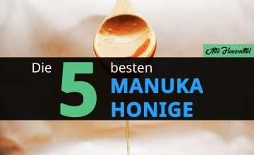 besten Manuka Honige