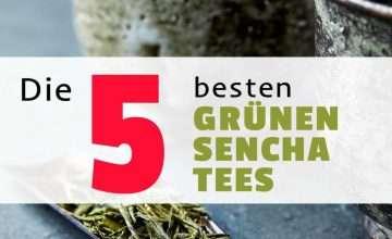 besten grünen Sencha Tees