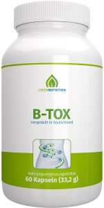 GREEN NUTRITION B-TOX