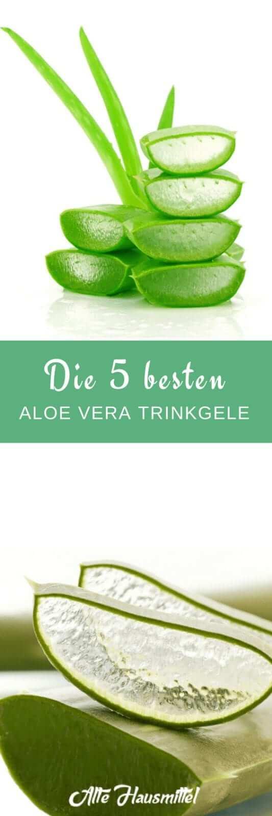 So Wählest Du das Beste Aloe Vera Trinkgel