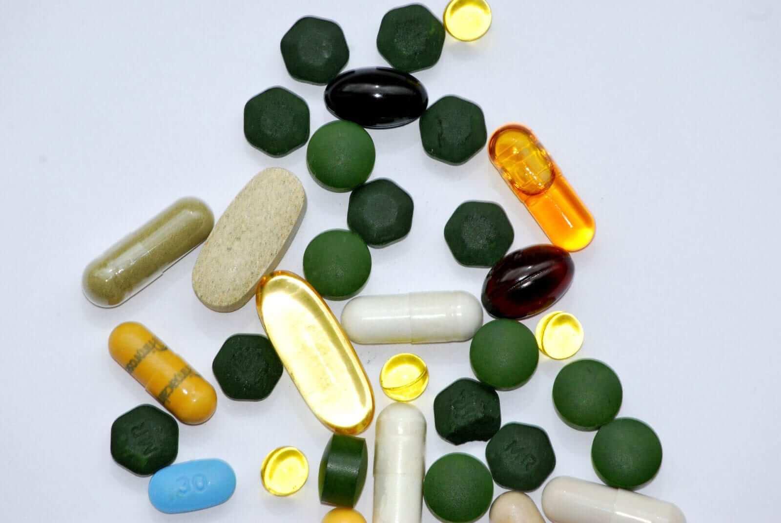 Wie sollte man Detox-Kapseln zu sich nehmen?