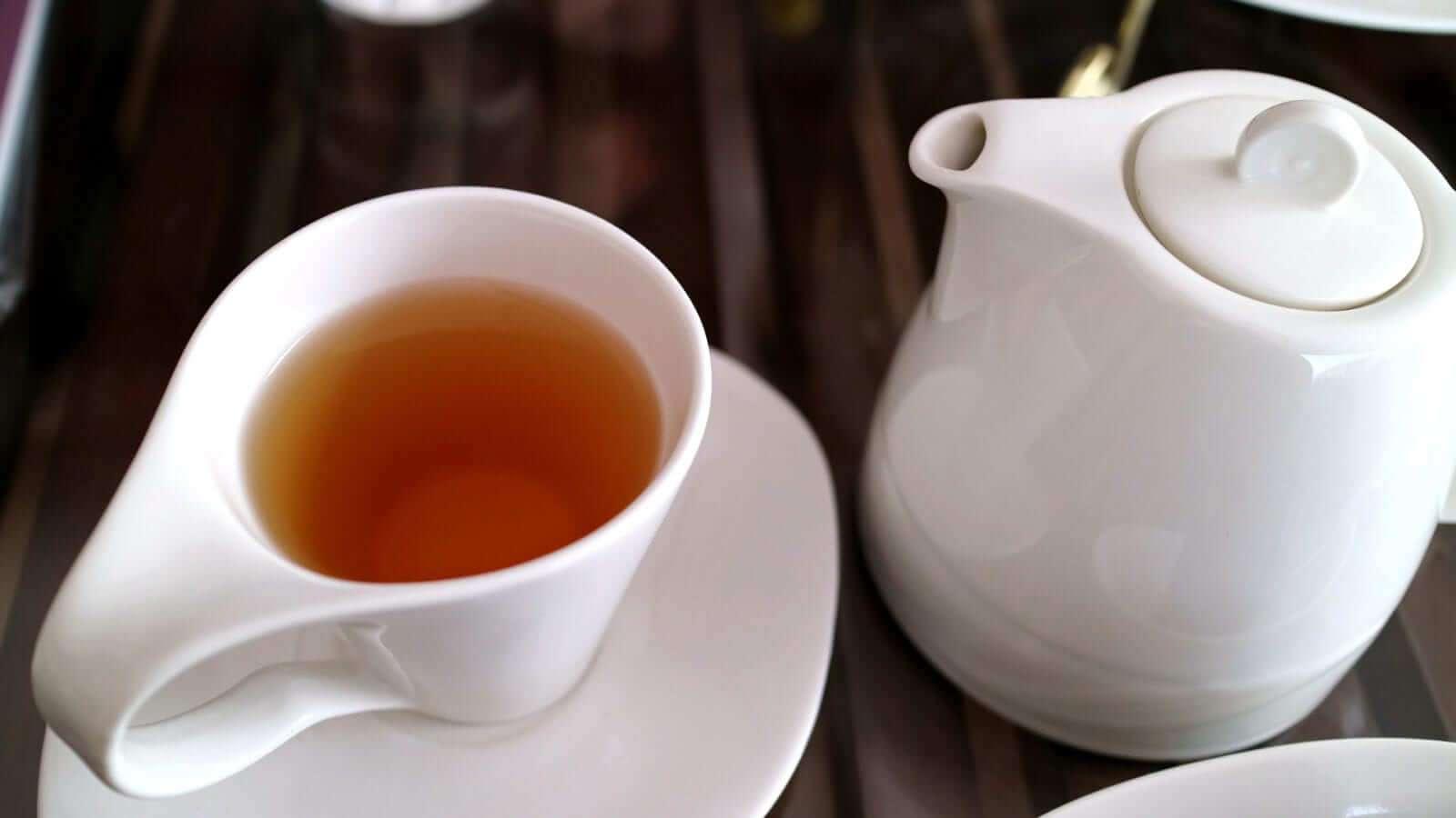 Grüner Tee Blutdruck