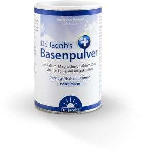 DR. JACOB'S BASENPULVER PLUS