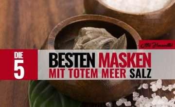 besten Masken mit Totem Meer Salz