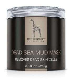 Mother Nature Gesichtsmaske Totes Meer