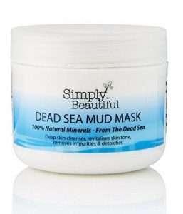 Simply Beautiful Gesichtsmaske mit Schlamm aus dem Toten Meer