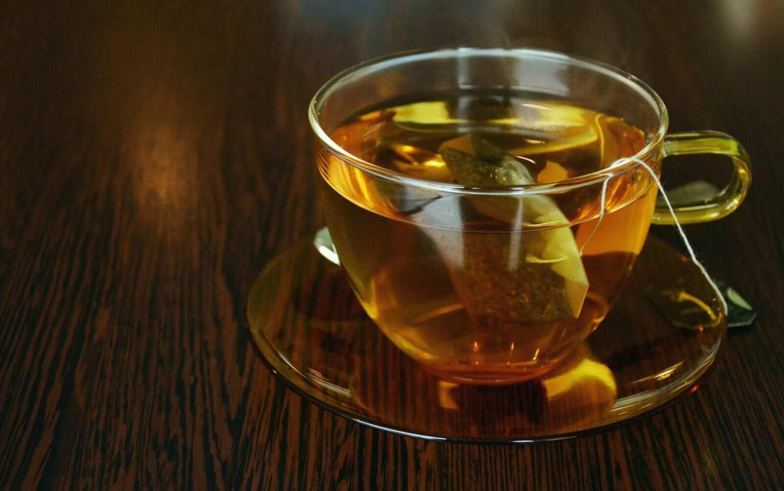 Tee gegen Bluthochdruck