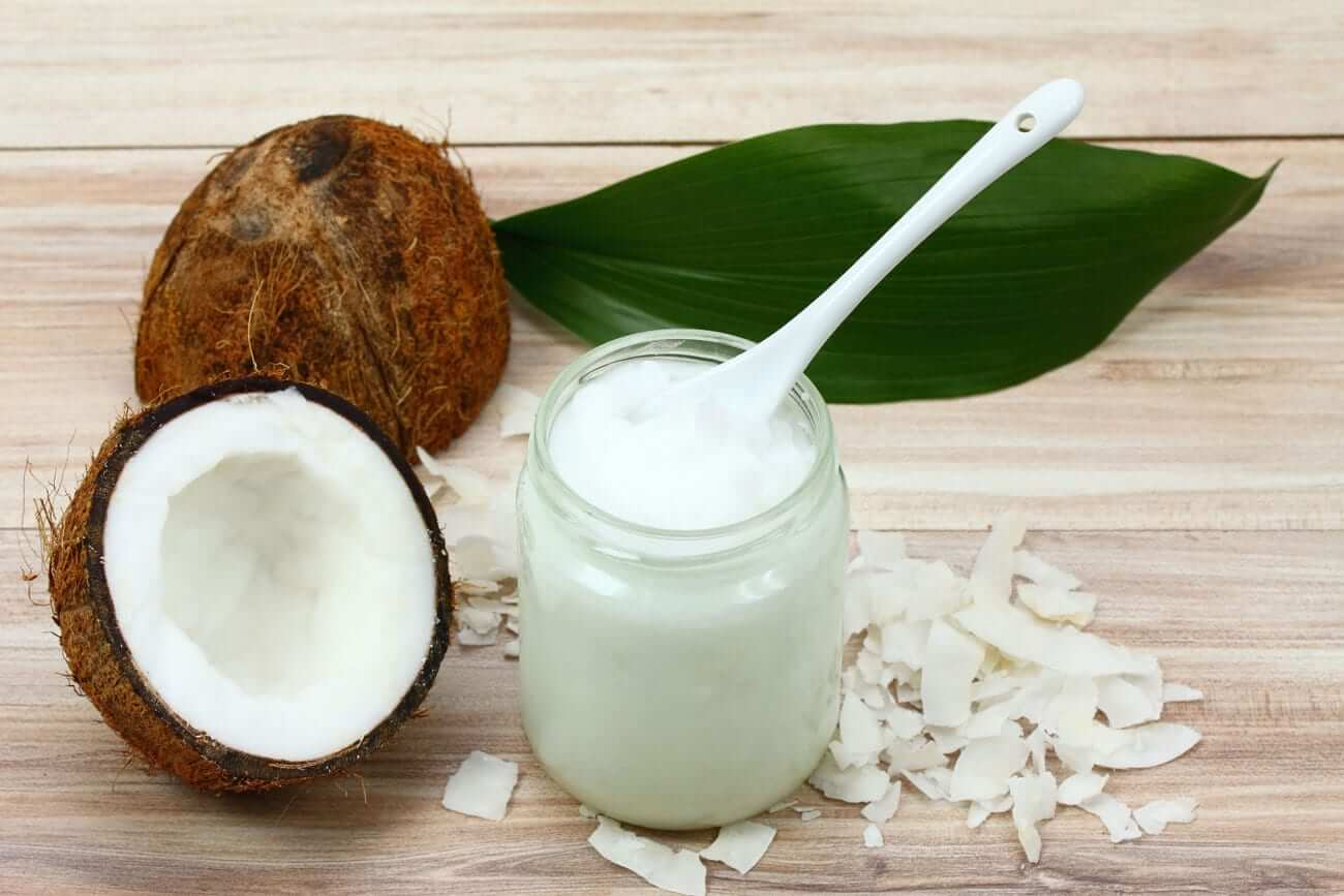 Kokosöl gegen Mücken