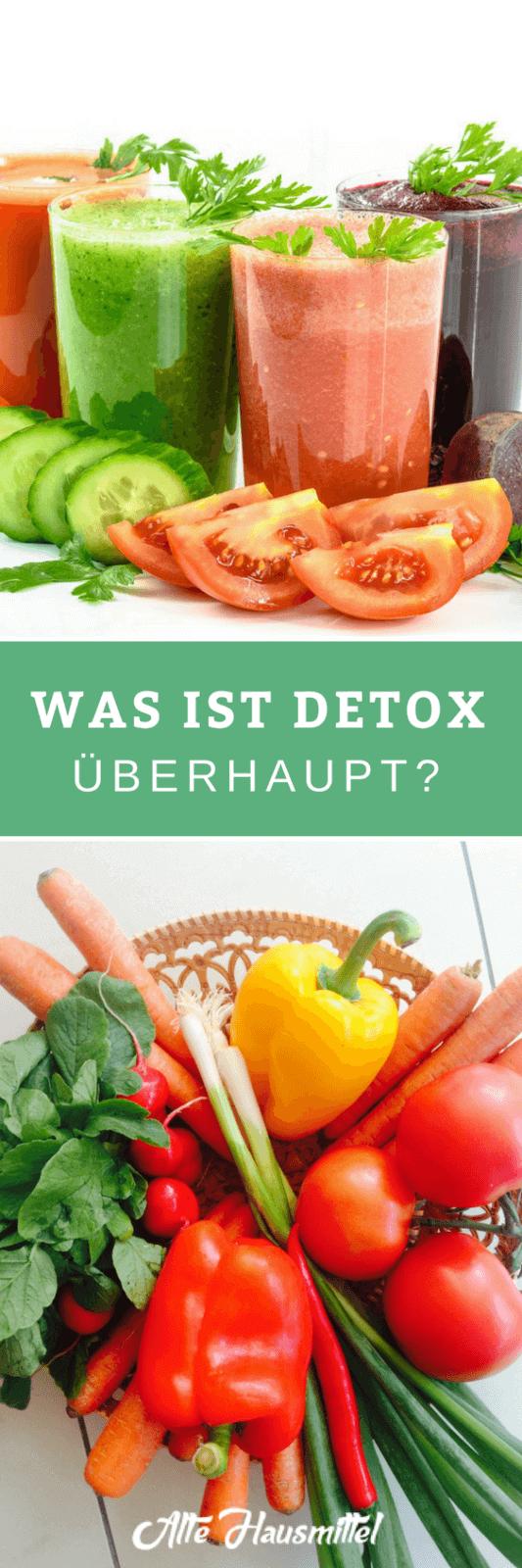 Was ist Detox überhaupt? ✓ Welche Möglichkeiten einer Detox Kur gibt es? ✓ Welche Detox Methoden kann man anwenden? ✓ Eine Liste mit Detox Nahrungsmitteln ✓