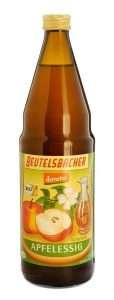 Beutelsbacher Bio Apfelessig trinken