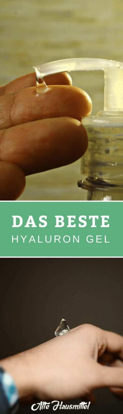 Die besten Hyaluron Gele im Test & Vergleich
