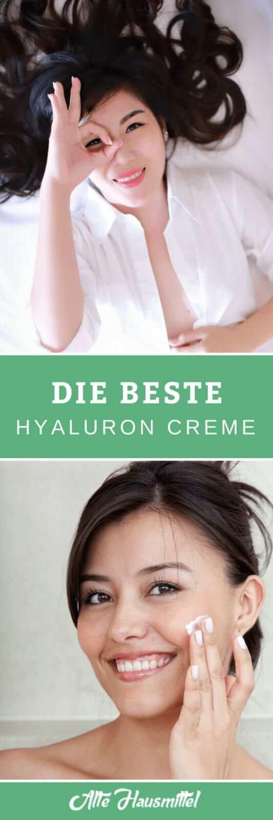 Hyaluron Cremes Vorteile Anwendung und Dosierung