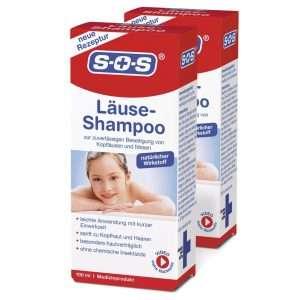 SOS LÄUSE SHAMPOO