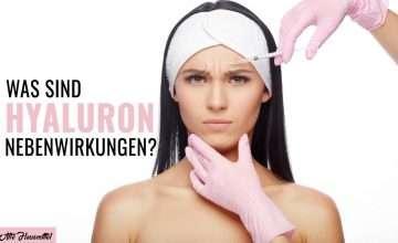 Was sind Hyaluron Nebenwirkungen