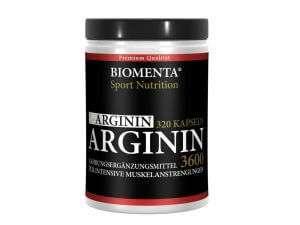 BIOMENTA L-ARGININ 3600