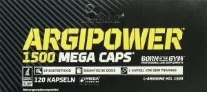 OLIMP ARGIPOWER 1500 MEGA CAPS l-arginine