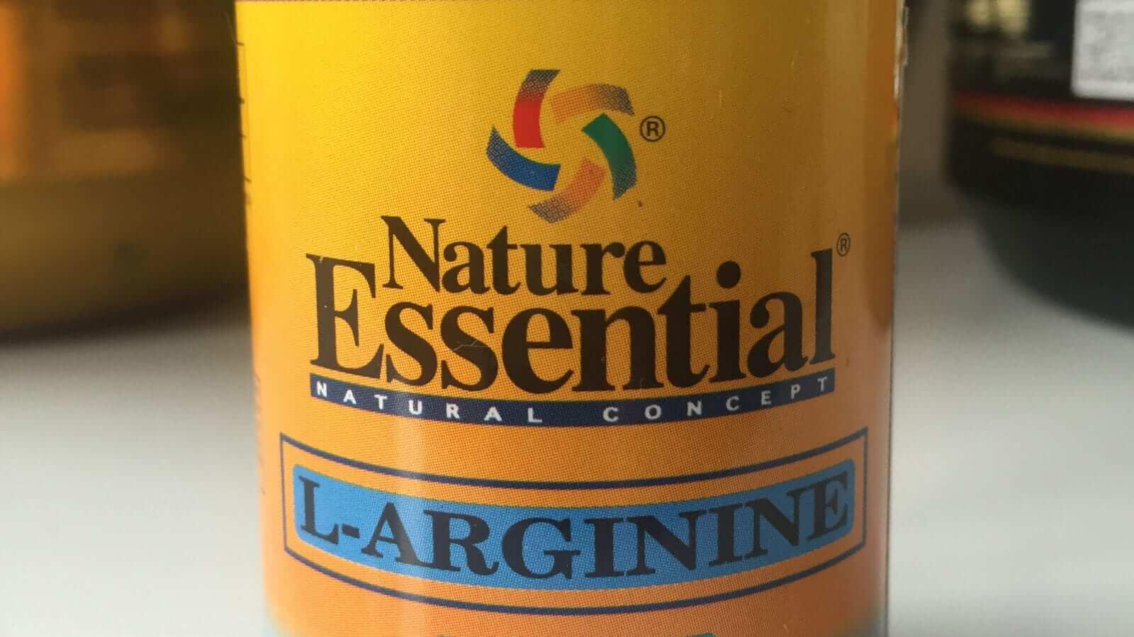 L-Arginin Pulver Vorteile