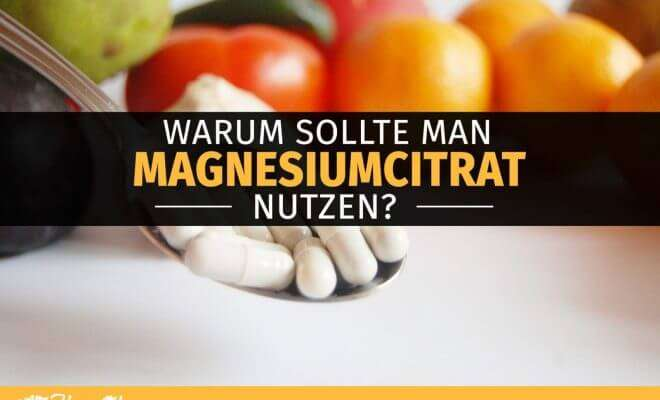 Die 5 besten Magnesiumcitrate