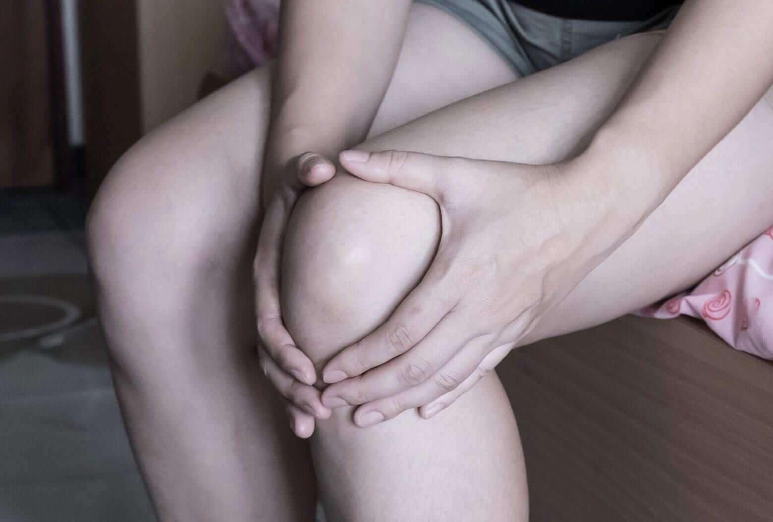 Mit Hyaluronsäure die Kniegelenke auffrischen