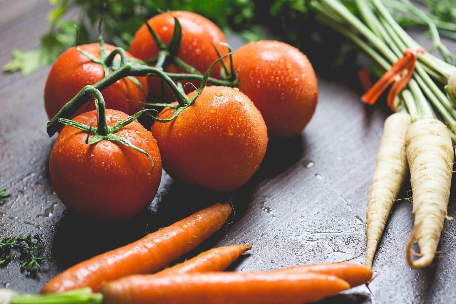 Lebensmittel mit geringem Purin Gehalt