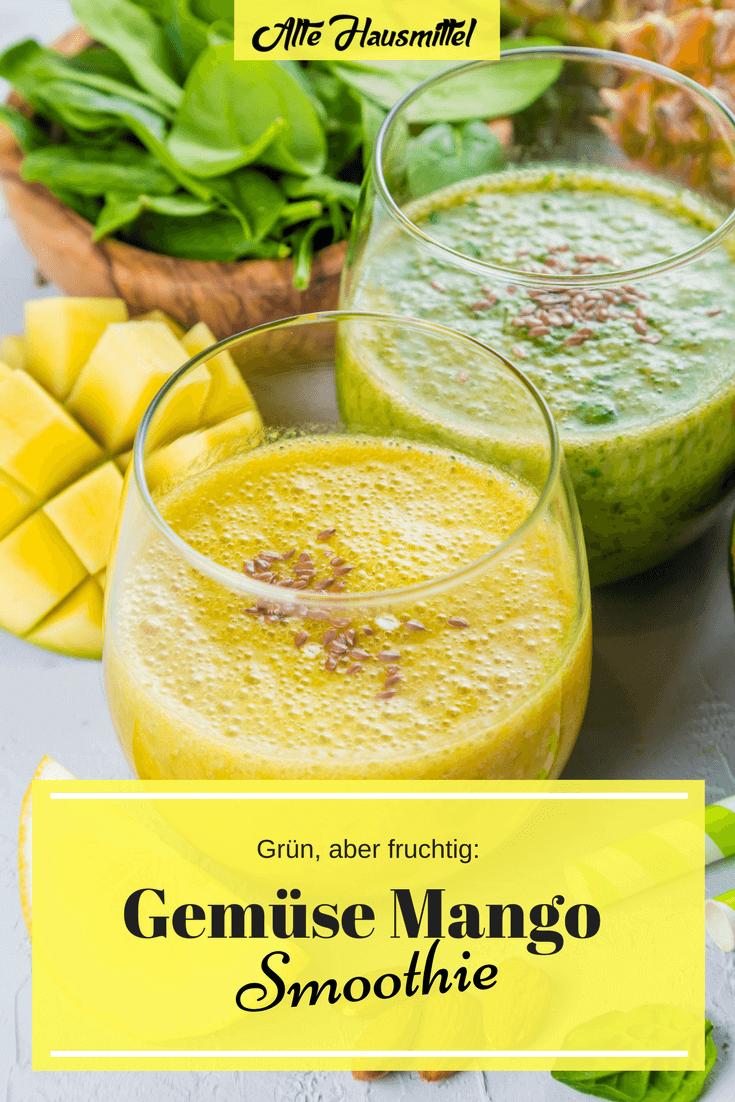 Gemüse Mango Smoothie