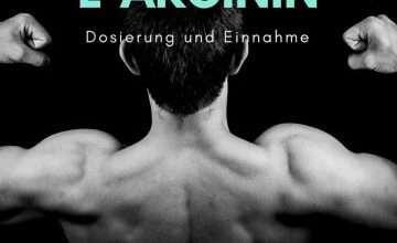 L-Arginin Dosierung