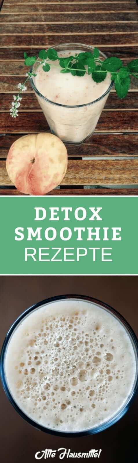 Detox Smoothie Rezepte