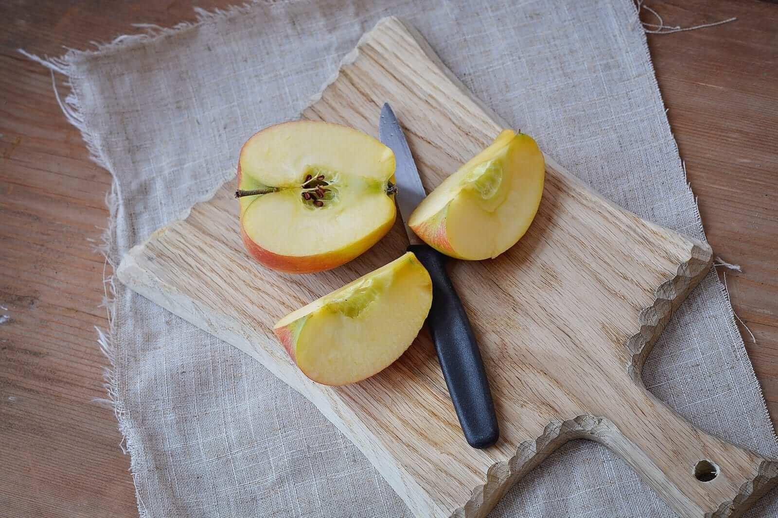 4 Arten Äpfel zu entsaften