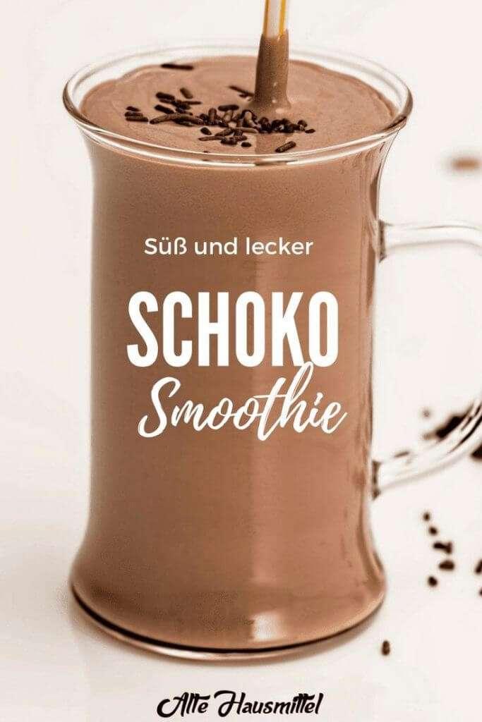 Schoko Smoothie für Kinder